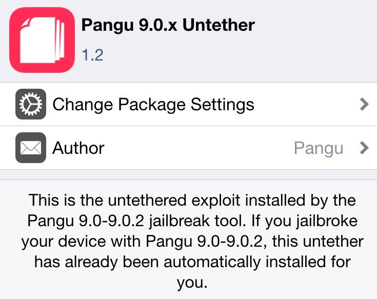 Pangu 9.0.x untether package v1.2