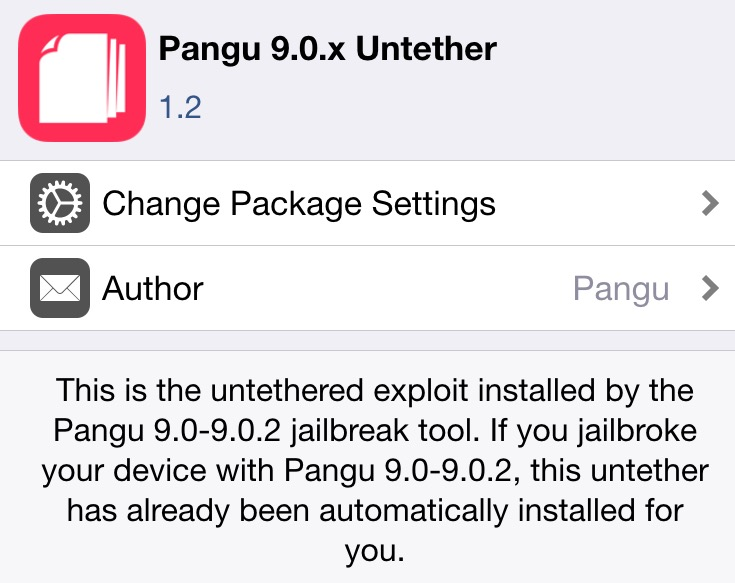 Pangu 9.0.x untether package v1.2