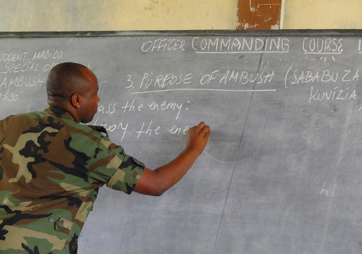 Armed groups in DRC