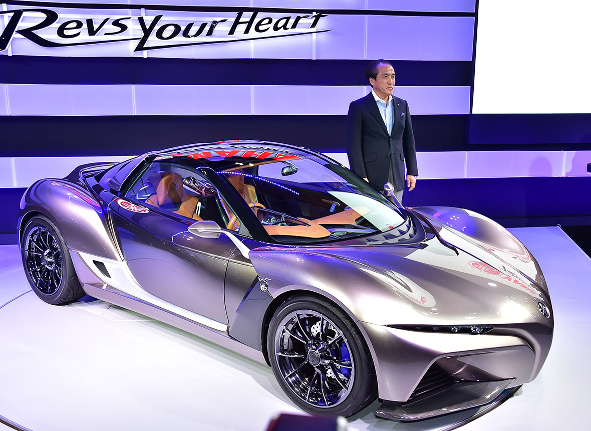 tokyo motor show 2015 futuristic fuel cell vehicles and self driving concept cars photos. Black Bedroom Furniture Sets. Home Design Ideas