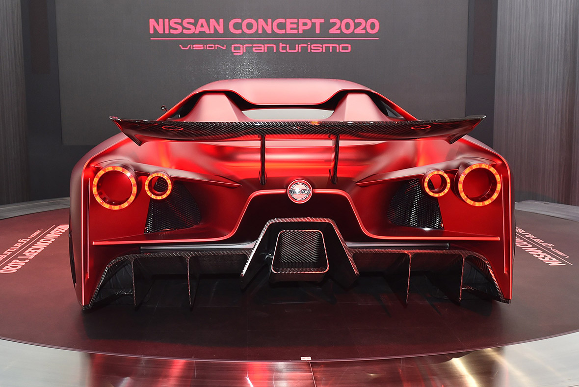 Tokyo Motor Show 2015: Futuristic fuel-cell vehicles and ...