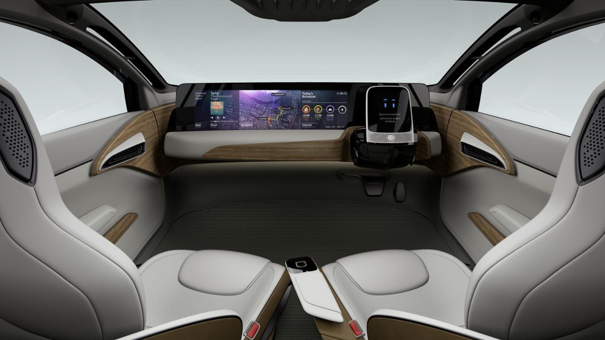 Nissan IDA Concept
