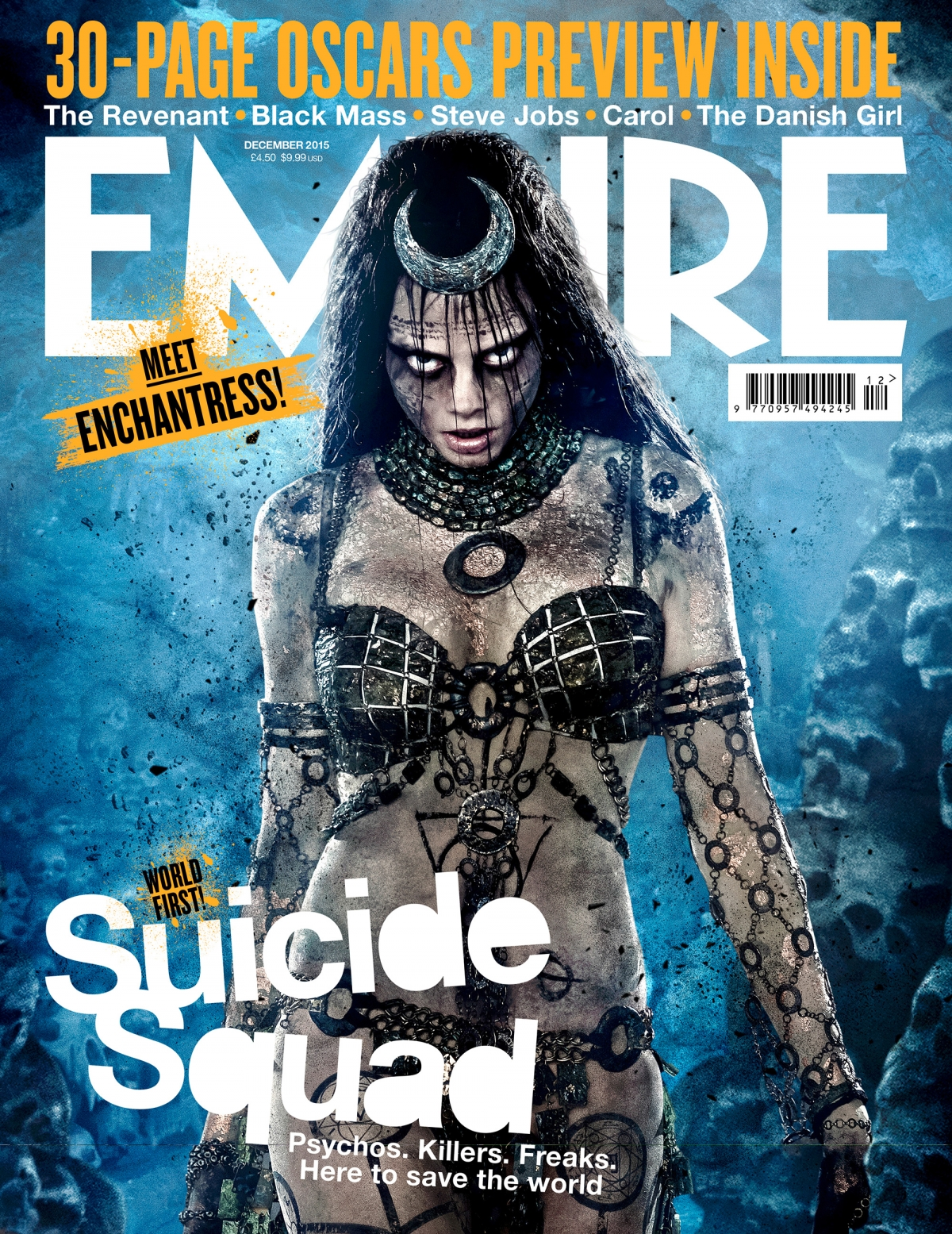 Suicide Squad Empire issue