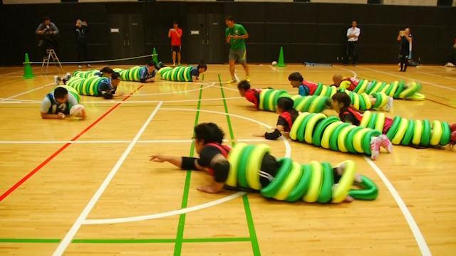 Caterpillar rugby
