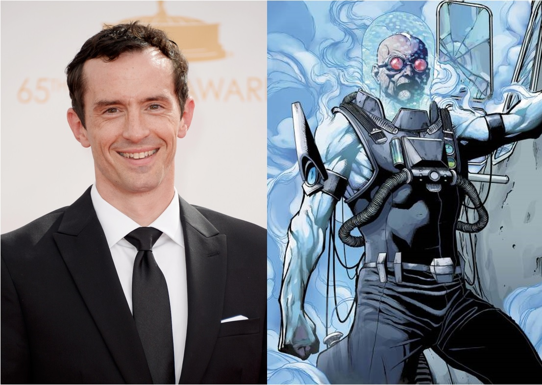 Nathan Darrow cast as Gotham's Mr. Freeze