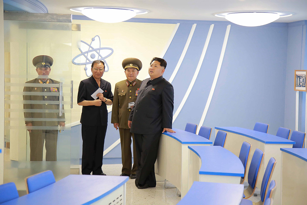 North Korea science technology