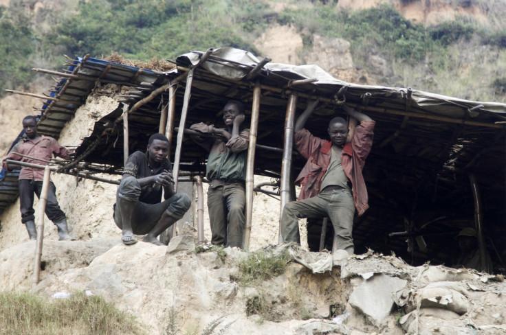 Mining in DRC