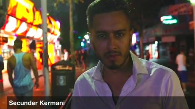 Secunder Kermani