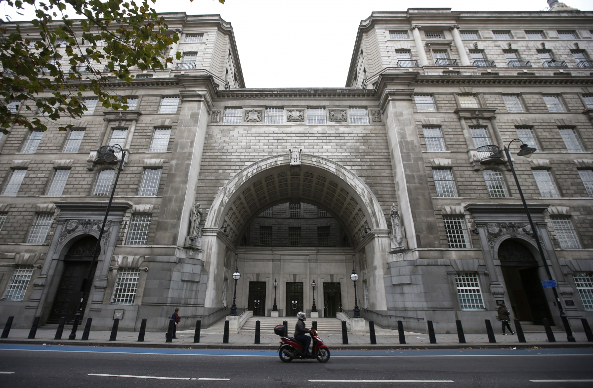 MI5 headquarters, London
