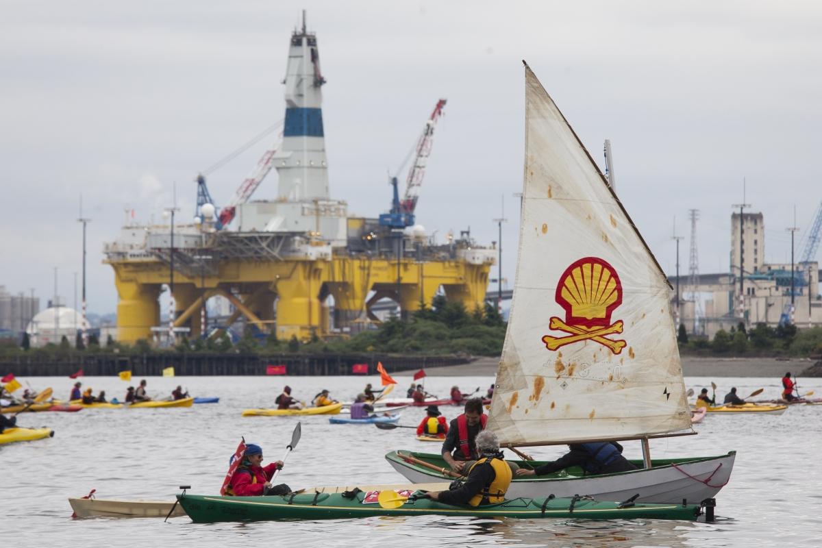 shell profits plummet to well below expectations as