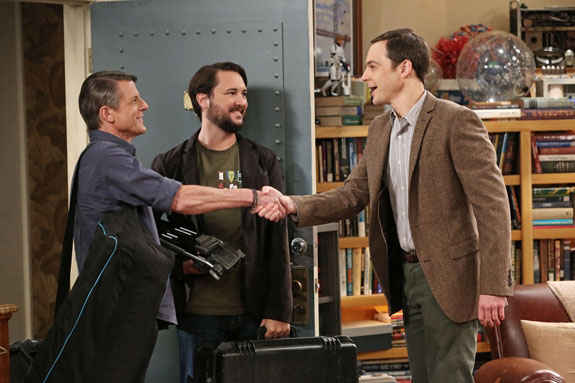 Big Bang Theory season 9 episode 7