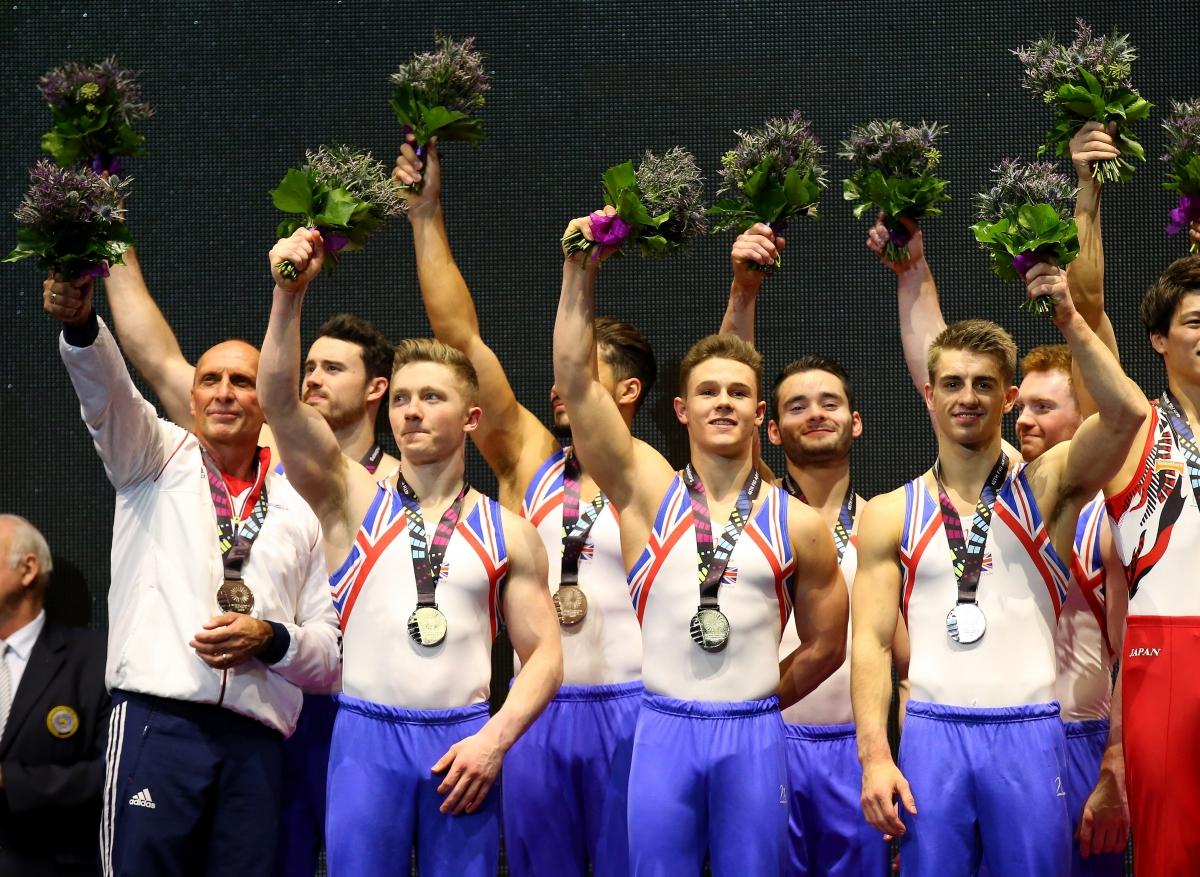 Great Britain gymnastics