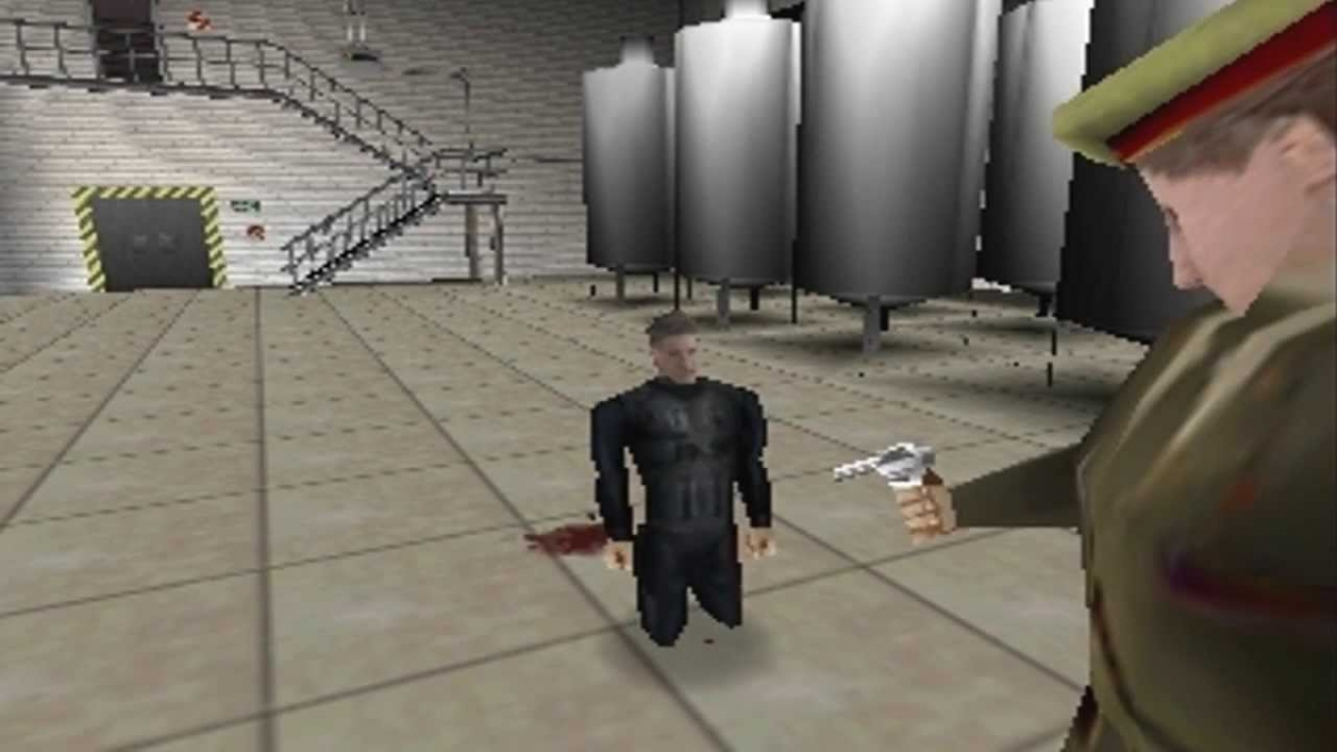 Goldeneye Facility