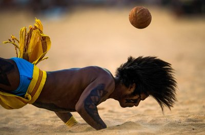 Indigenous Games Brazil