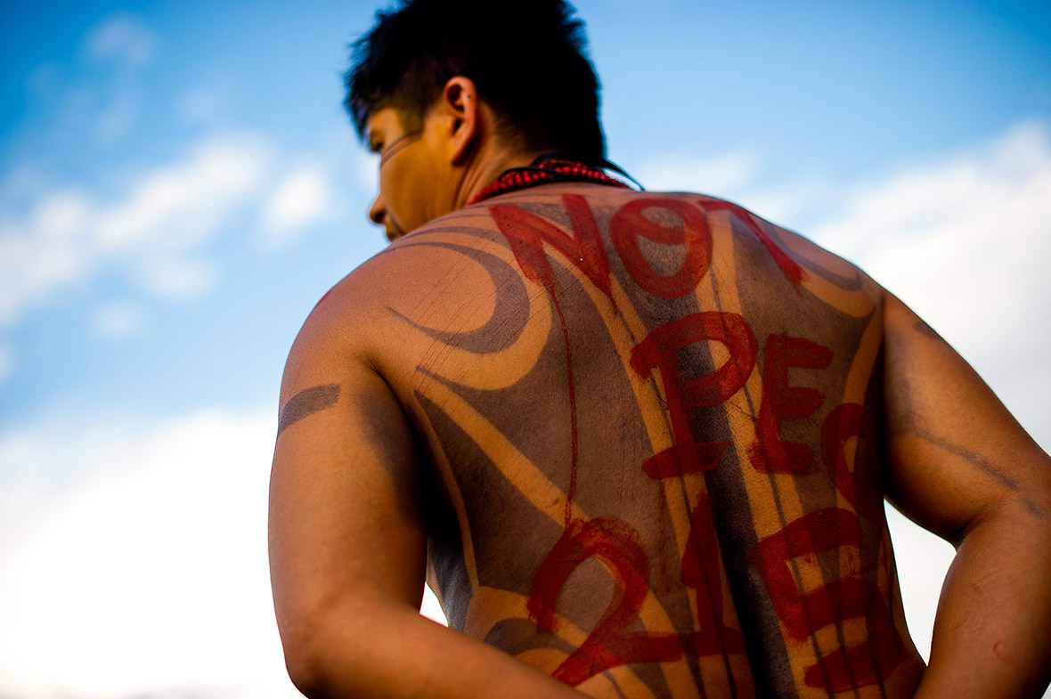 Indigenous Games Brazil