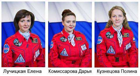 women space russia