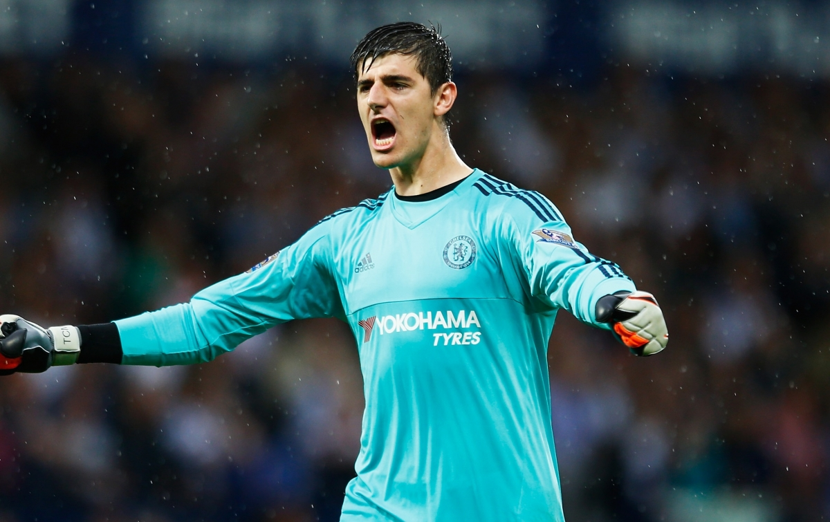chelsea goalkeeper thibaut courtois ramps up recovery from