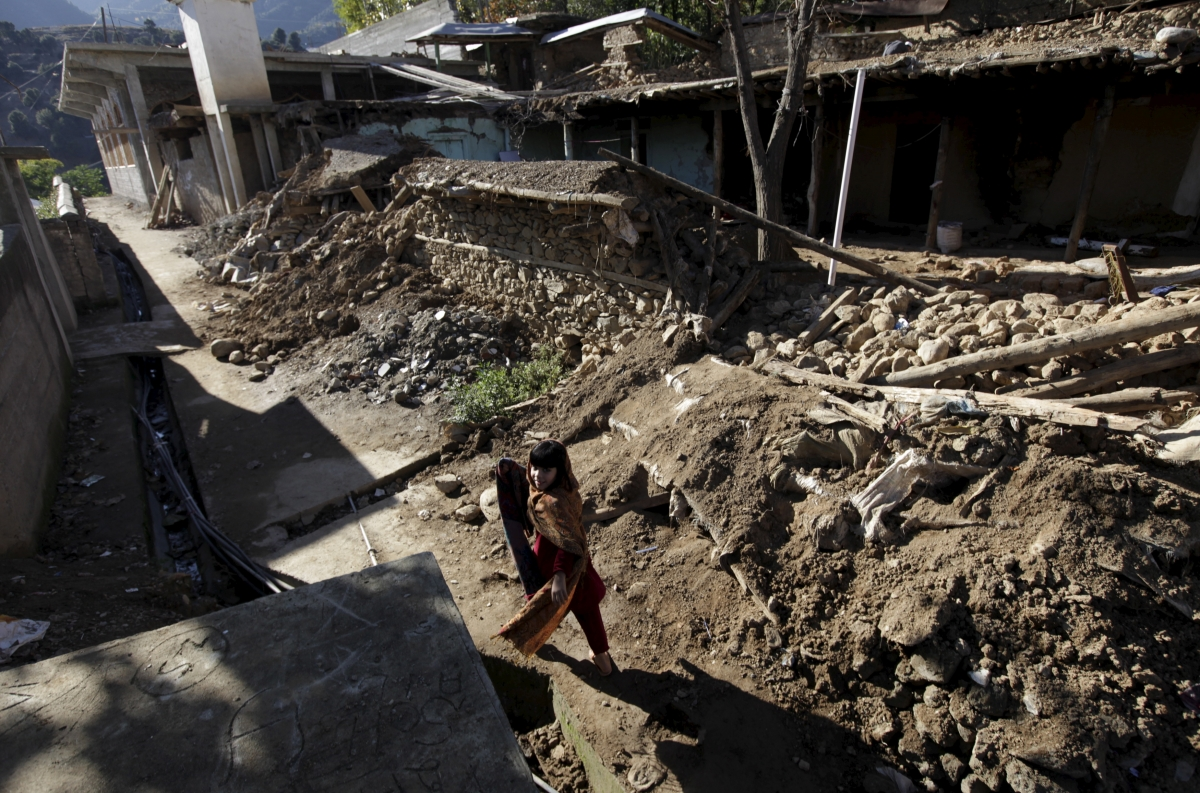 Hindu Kush earthquake