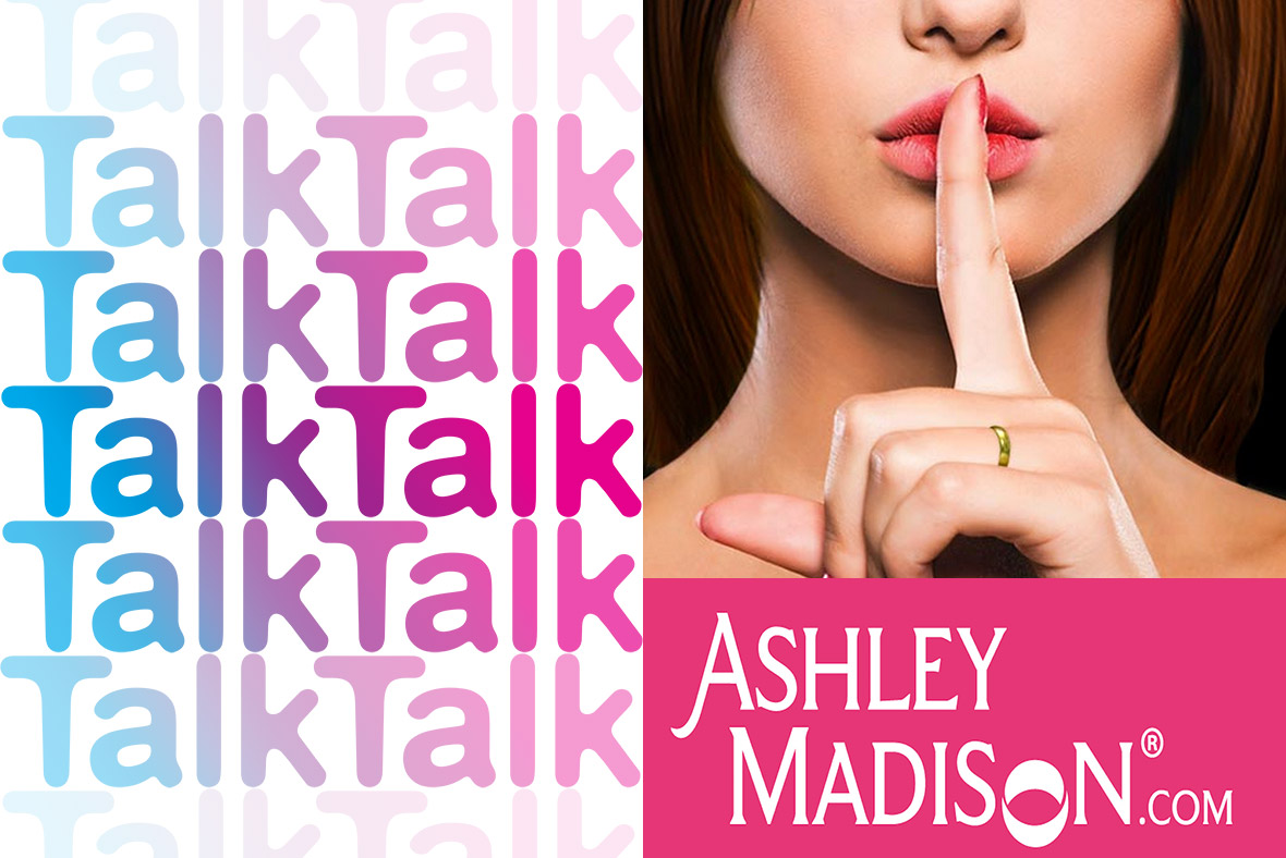 Talk Talk and Ashley Madison
