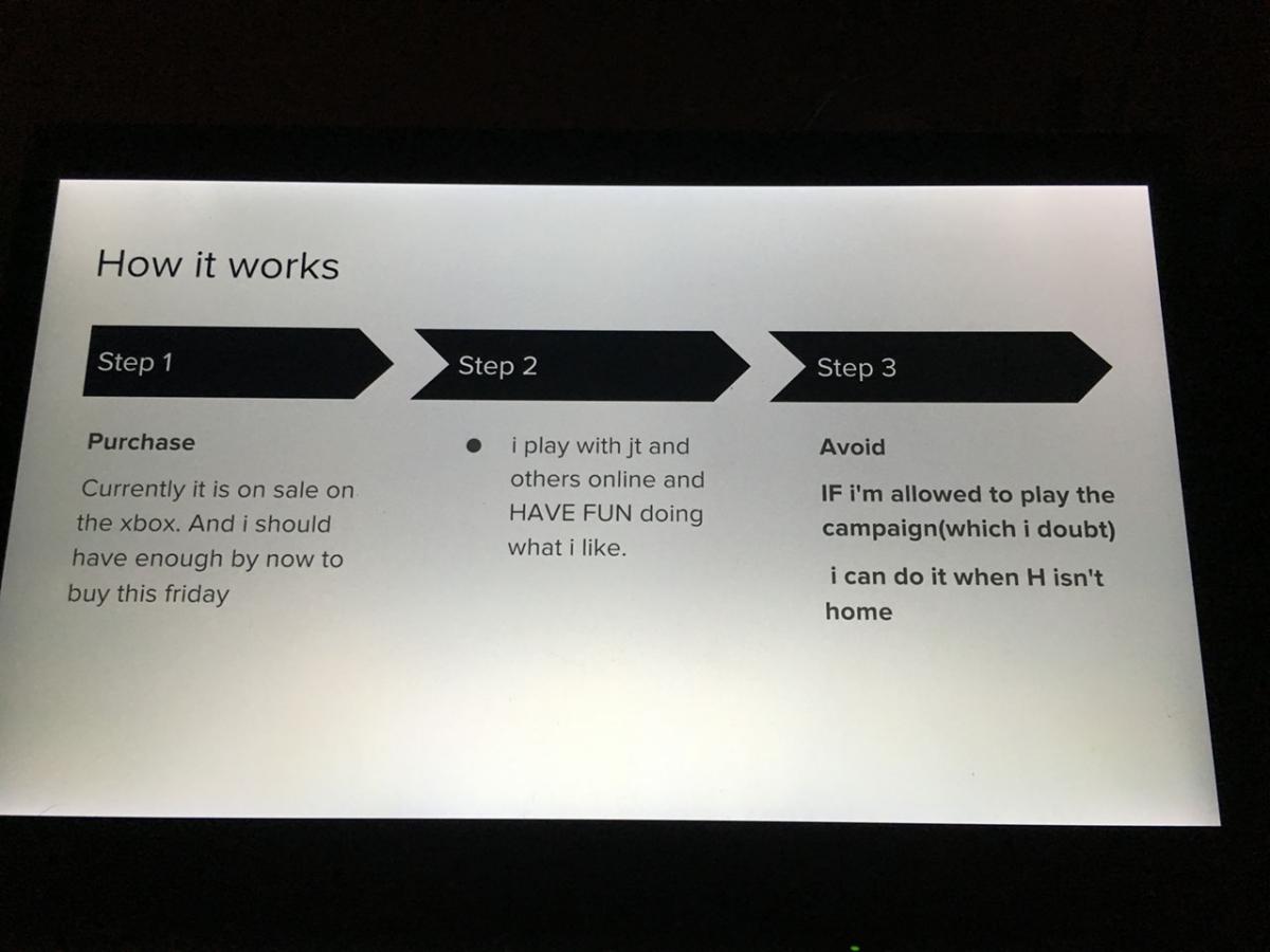 GTA 5 PowerPoint