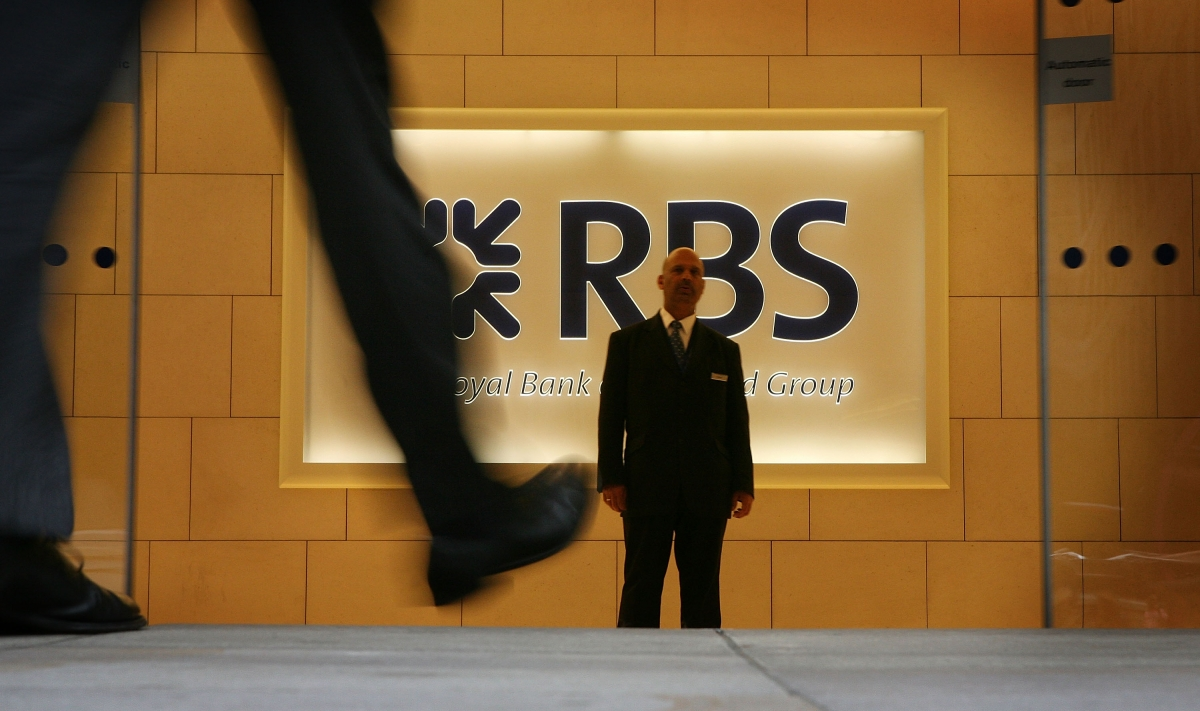 RBS trebles deficit with £7billion loss in 2016