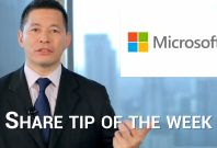 Microsoft share tip