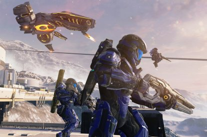 Halo 5 Warzone March on Stormbreak