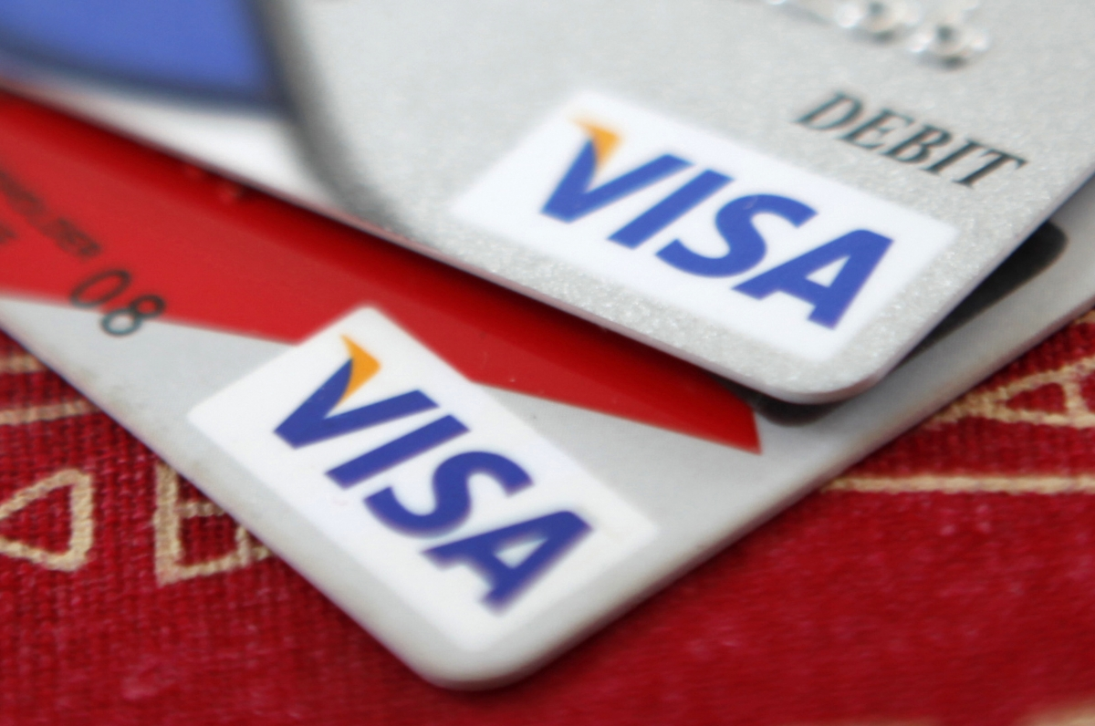 Visa Inc. to buy Visa Europe for about $22Bn