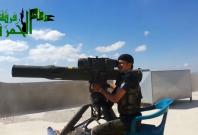 Syria anti tank missile