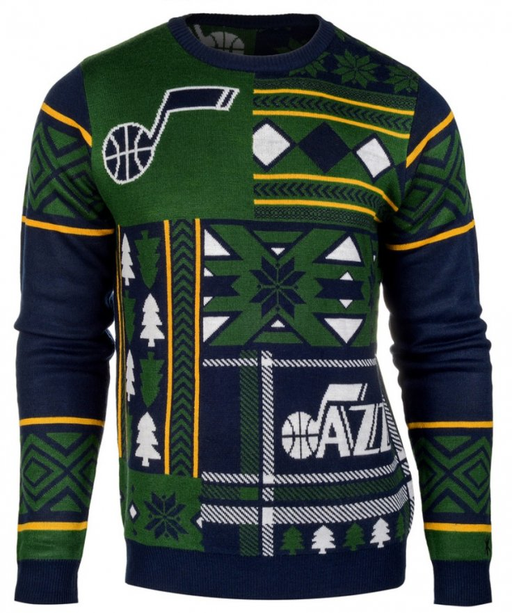 NBA Christmas Jumpers Are An Incredible Way To Up Your