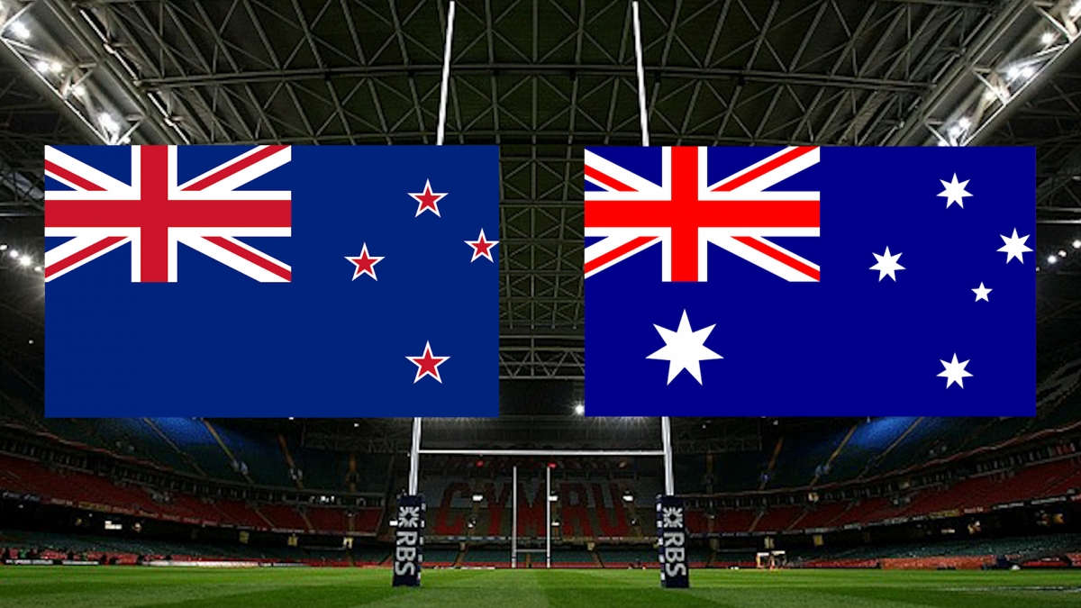 Rugby World Cup 2015 New Zealand Vs Australia Kick Off