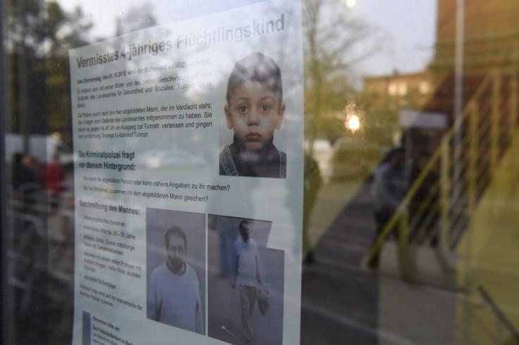 Mohamed Januzi Germany migrant child killed