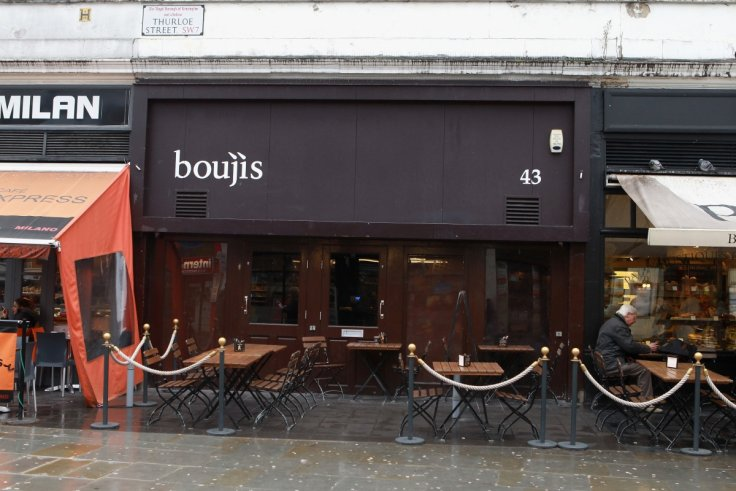 Boujis nightclub in South Kensington