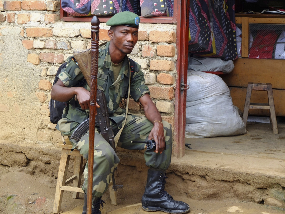 DRC armed groups
