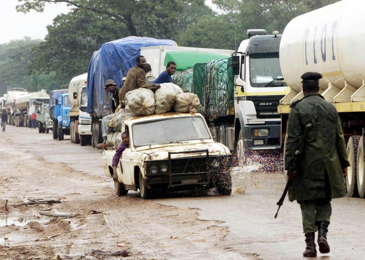 DRC's Katanga region