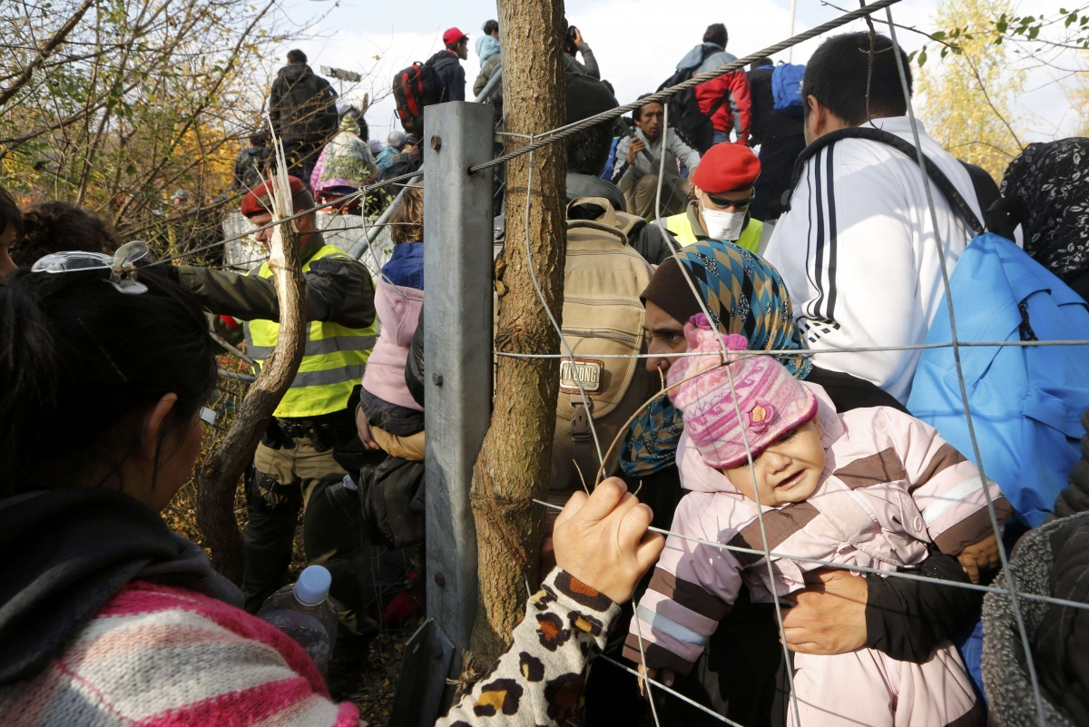 Refugees in Slovenia