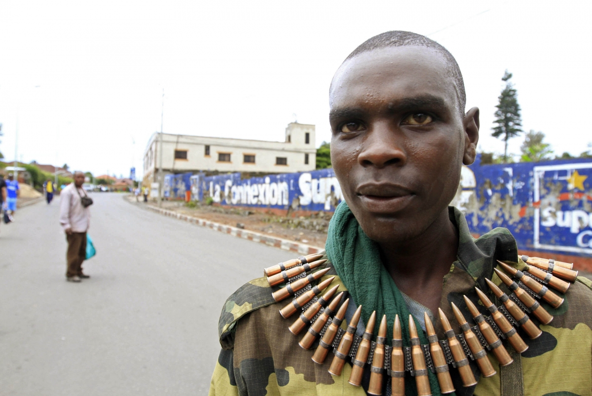 DRC armed groups M23