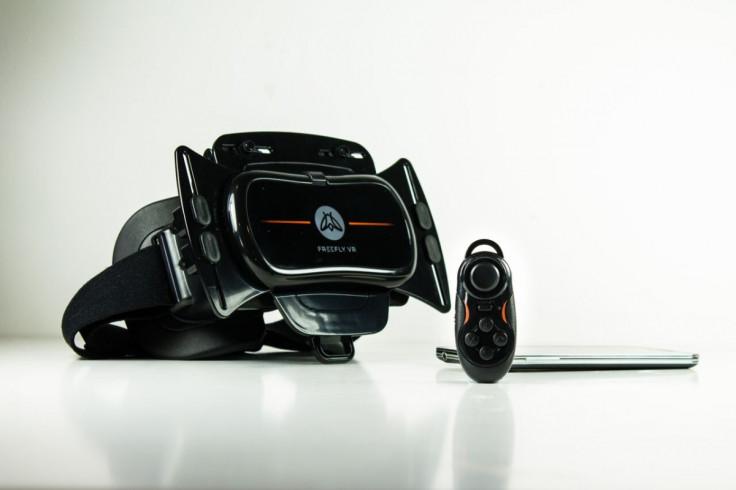 Freefly VR headet