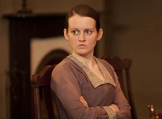 Downton Abbey Daisy