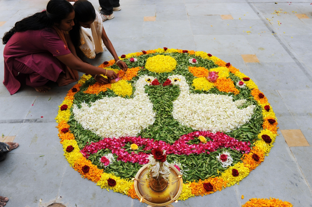 diwali 2015 your guide to making traditional indian floor