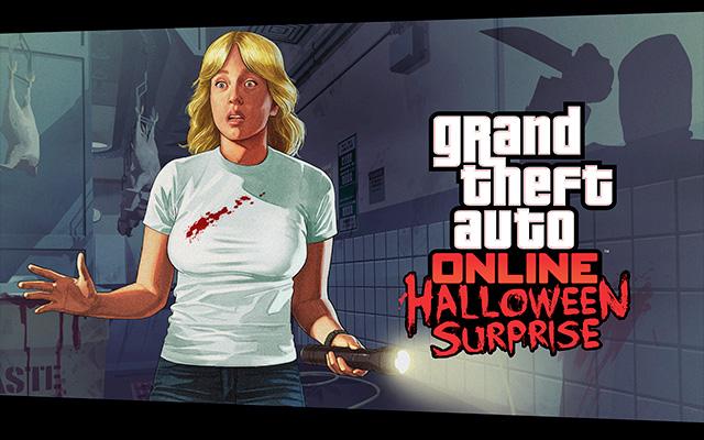 GTA Online: Halloween Surprise DLC