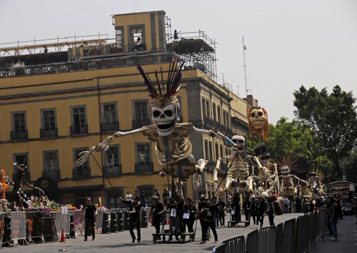 Spectre Mexico