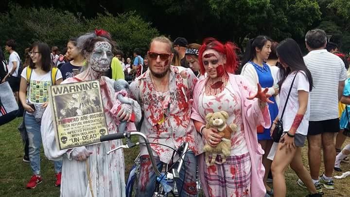 Sydney Zombies