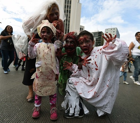 Mexican zombies