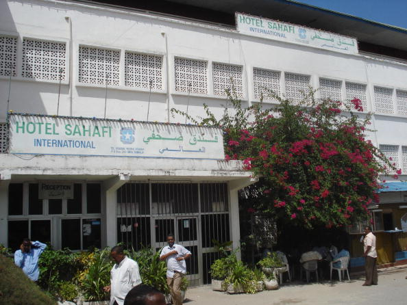 Hotel Sahafi bombing