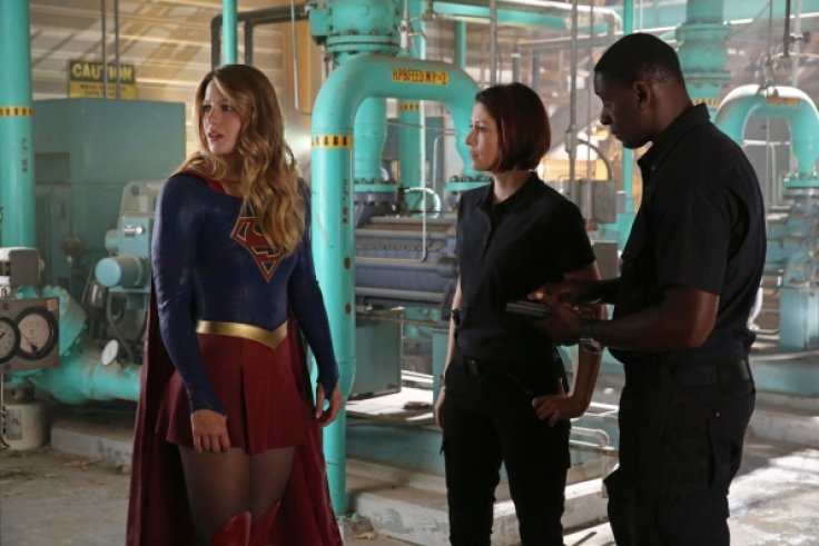 Supergirl episode 2