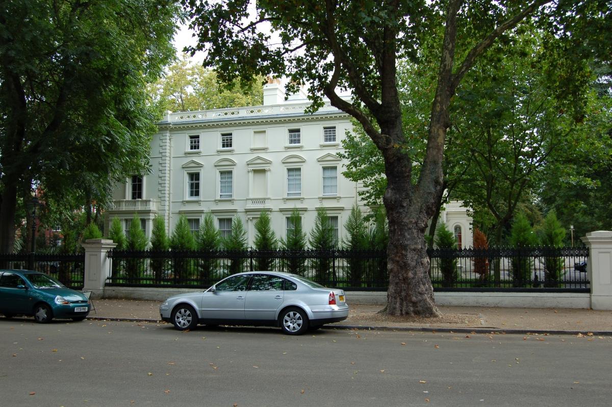 Russian Embassy London