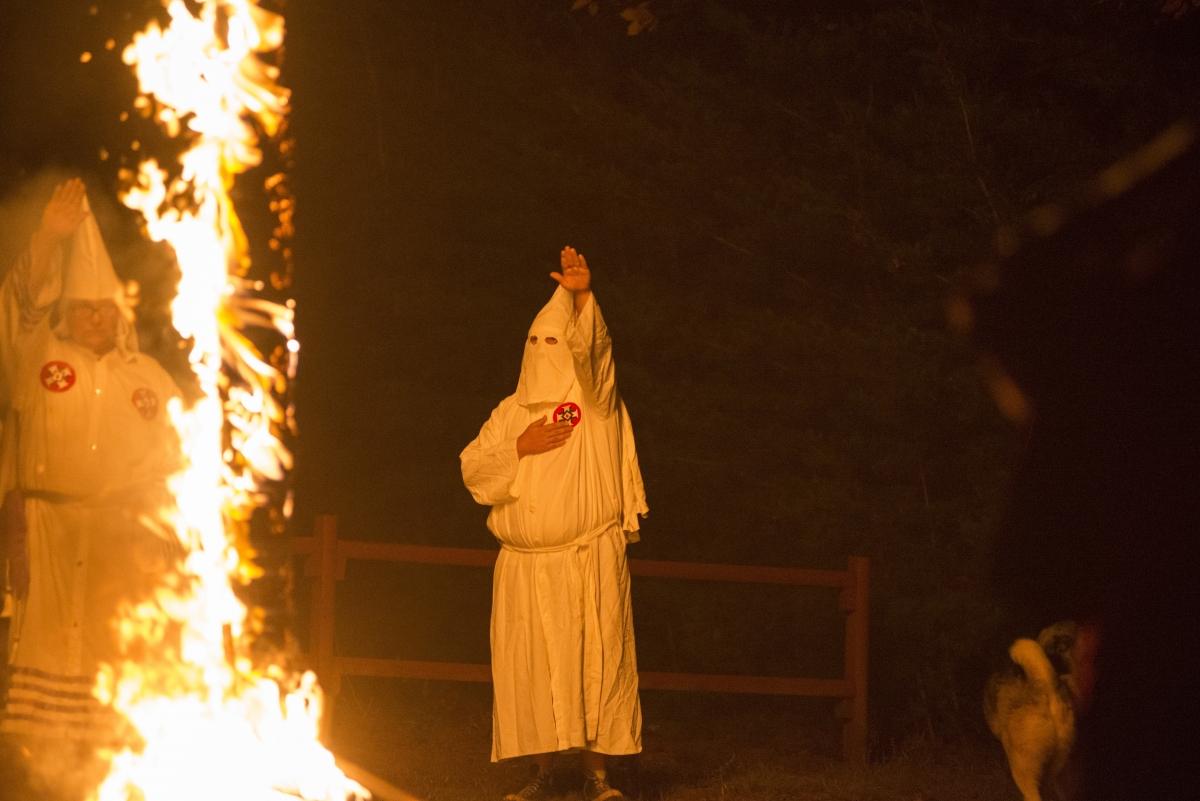 Anonymous KKK Ku Klux Klan