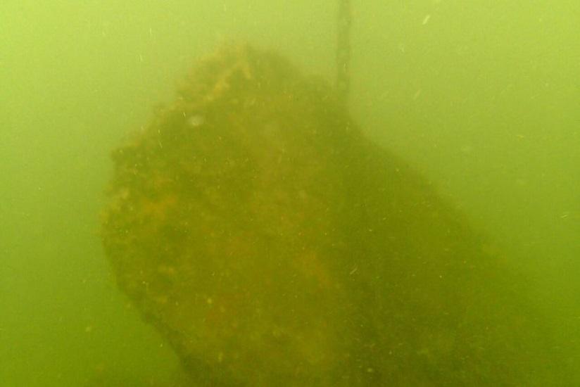 mystery propeller sydney harbour