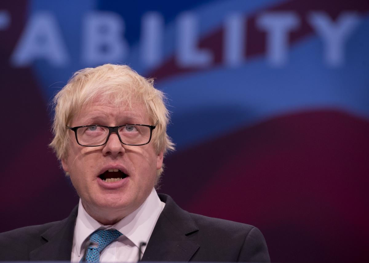 Boris Johnson London Living Wage